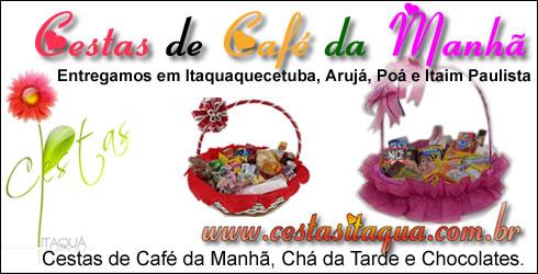 Cestas Itaquá - Super Banner